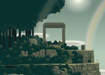 Снимок экрана Sword & Sworcery