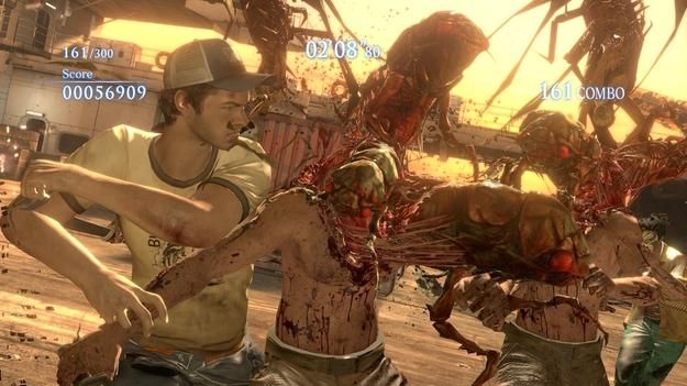 Вышло добавление к игре Resident Evil 6 с персонажами из Left 4 Dead 2