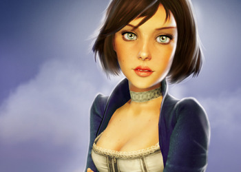 Концепт-арт BioShock Infinite