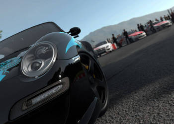 Снимок экрана DriveClub