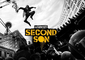 Концепт-арт Infamous: Second Son