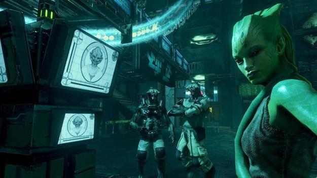 Некоторые слухи: пресс релиз игры Prey 2 отсрочили, чтобы не соперничать с Dishonored