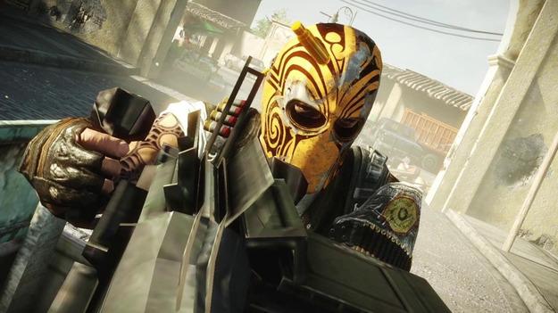 EA объявила дату релиза демо версии игры Army of Two: Devil'с Cartel