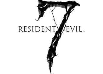 Ориентировочный знак Resident Evil 7