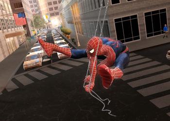 Снимок экрана Spider-Man 3
