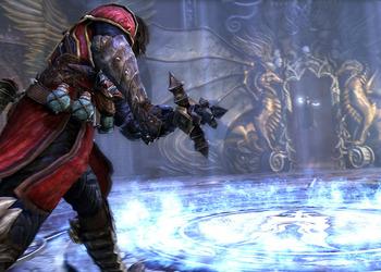 Снимок экрана Castlevania: Lords of Shadow