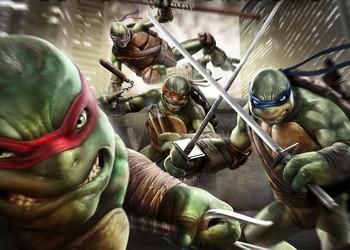 Концепт-арт Teenage Mutant Ninja Turtles: Out of the Shadows