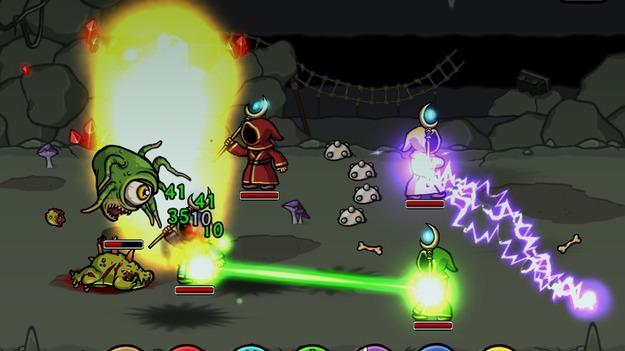 Paradox делает свежую игру из серии Magicka