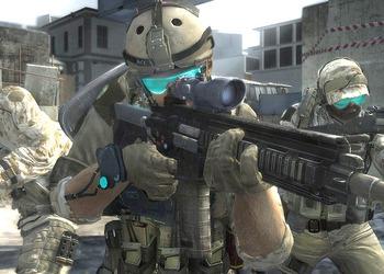 Снимок экрана Tom Clancy'с Густ Recon On-line