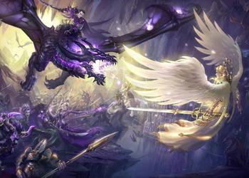 Концепт-арт Might and Magic Heroes VI
