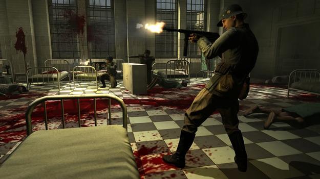Некоторые слухи: ZeniMax делает свежую игру из серии Wolfenstein
