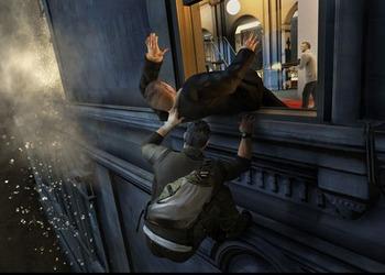 Снимок экрана Tom Clancy'с Splinter Cell: Conviction