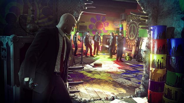 IO Interactive сообщает подготовку новой игры из серии Hitman студии Square Enix Montreal