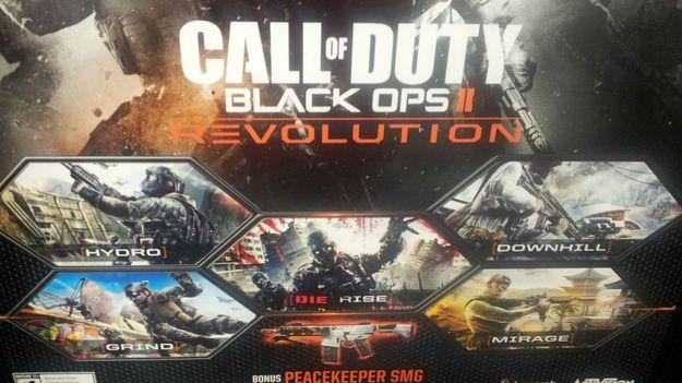 Некоторые слухи: 1-ое добавление к игре Call of Duty: White Ops II будет 29 февраля