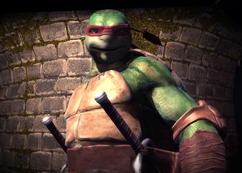 Снимок экрана Teenage Mutant Ninja Turtles: Out of the Shadows