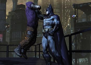 Снимок экрана Batman: Arkham City