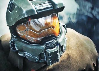 Снимок экрана трейлера Halo 5