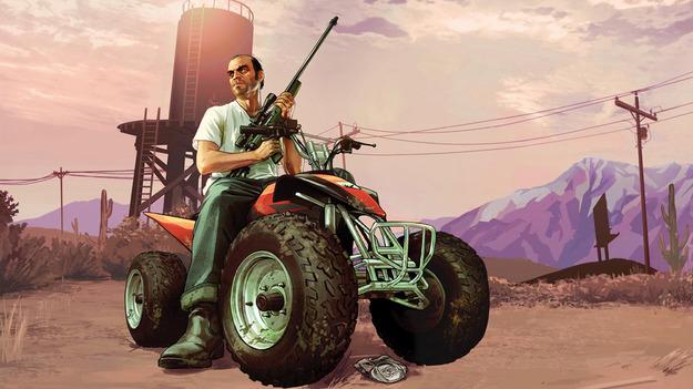 Специалисты полагают, что игра GTA V может обогнать Call of Duty по продажам