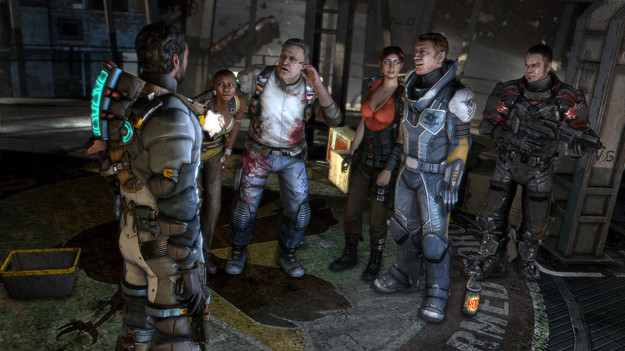 Обнародован свежий трайлер к игре Dead Space 3