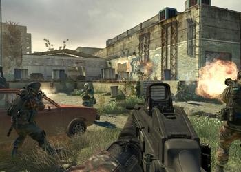 Снимок экрана Call of Duty: Modern Warfare 2