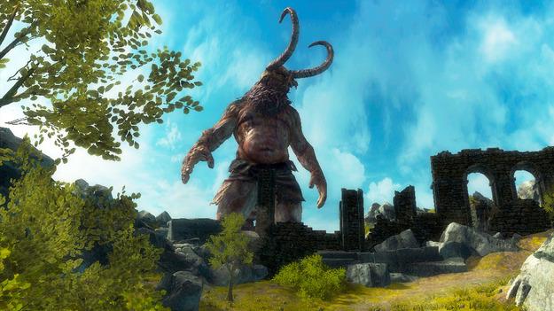 Beta-тестирование игры Ascend: New Gods рассчитано на апрель-май
