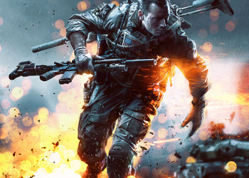 Концепт-арт Battlefield 4