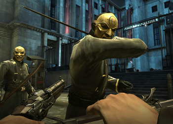 Снимок экрана Dishonored