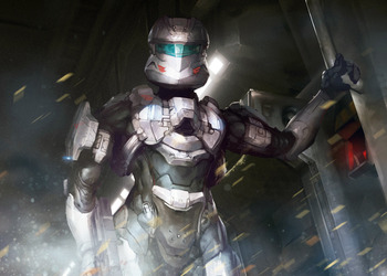 Концепт-арт Halo: Spartan Assaul