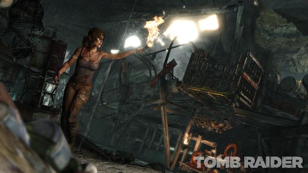 Создатели открыли свежую информацию об игре Tomb Raider