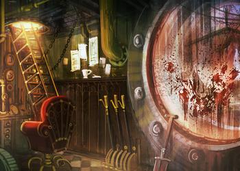 Концепт-арт Amnesia: A Machine For Pigs