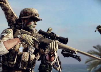 Снимок экрана Medal of Honor Warfighter