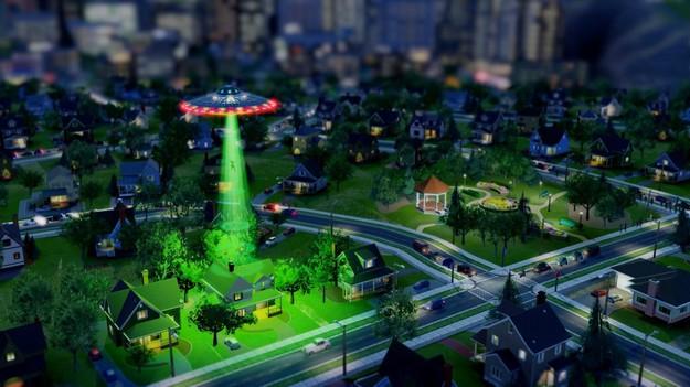 Игра SimCity будет применять обработку данных на пасмурных серверах и защиту DRM
