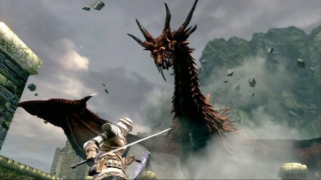 Игра Dark Souls II будет не менее откровенной и дешевой