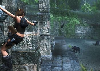 Снимок экрана Tomb Raider: Underworld
