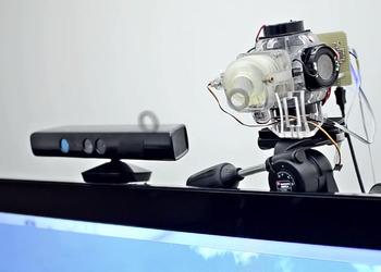 Фото нового устройства Disney Research
