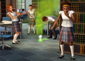 Снимок экрана The Sims 3 Generations