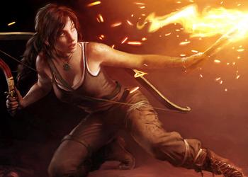 Концепт-арт Tomb Raider