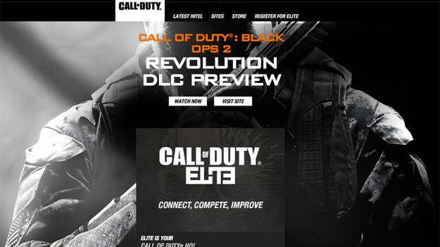 Activision на самом деле делает добавление к игре Call of Duty: White Ops 2