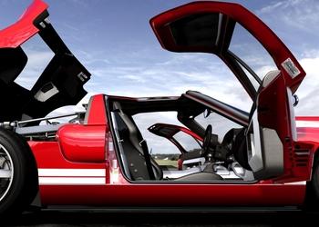 Снимок экрана Forza Моторспорт 4
