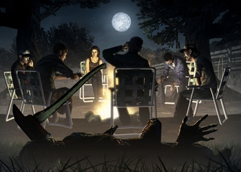 Концепт-арт The Walking Dead