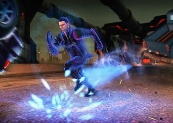 Снимок экрана Saints Row 4
