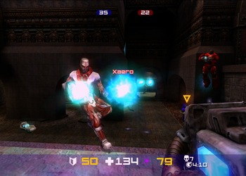 Снимок экрана Quake Arena Arcade