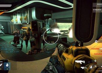 Снимок экрана Brink
