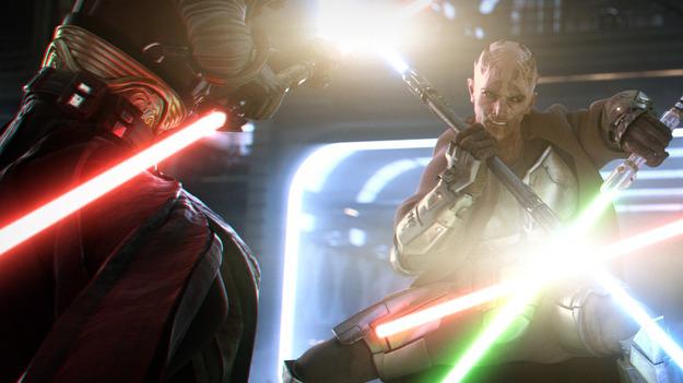 ЕА планирует сохранять игру Star Wars: The Old Republic 10 лет