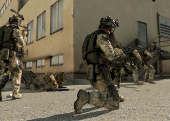 Снимок экрана ArmA 3