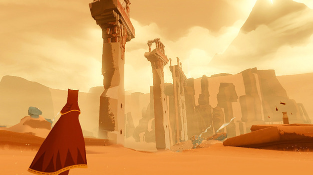 Дизайнер Twisted Metal и разработчики Джорни работают над новой скрытой игрой