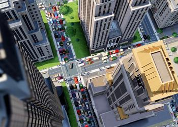 Снимок экрана SimCity 2013