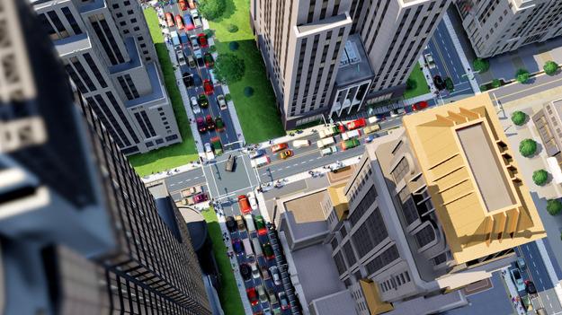 Размещено свежее видео игры SimCity