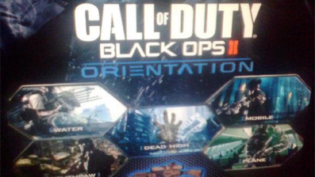Некоторые слухи: свежее добавление к игре Call of Duty: White Ops 2 будет под наименованием Orientation