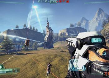Снимок экрана Tribes: Ascend